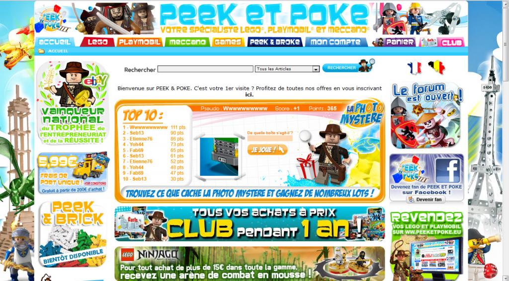 Demo-PeekEtPoke